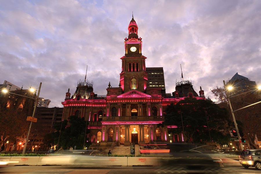 Сиднейская ратуша