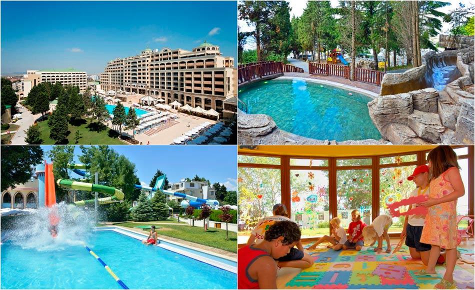 Sol Nessebar Palace Resort & Aqvapark 5*