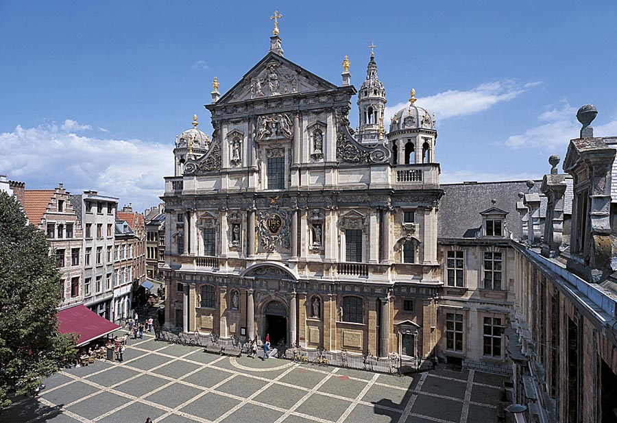 Церковь святого Карло Борромео