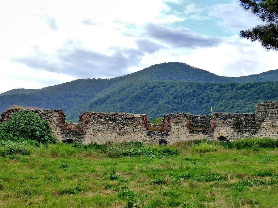 Закатальская крепость
