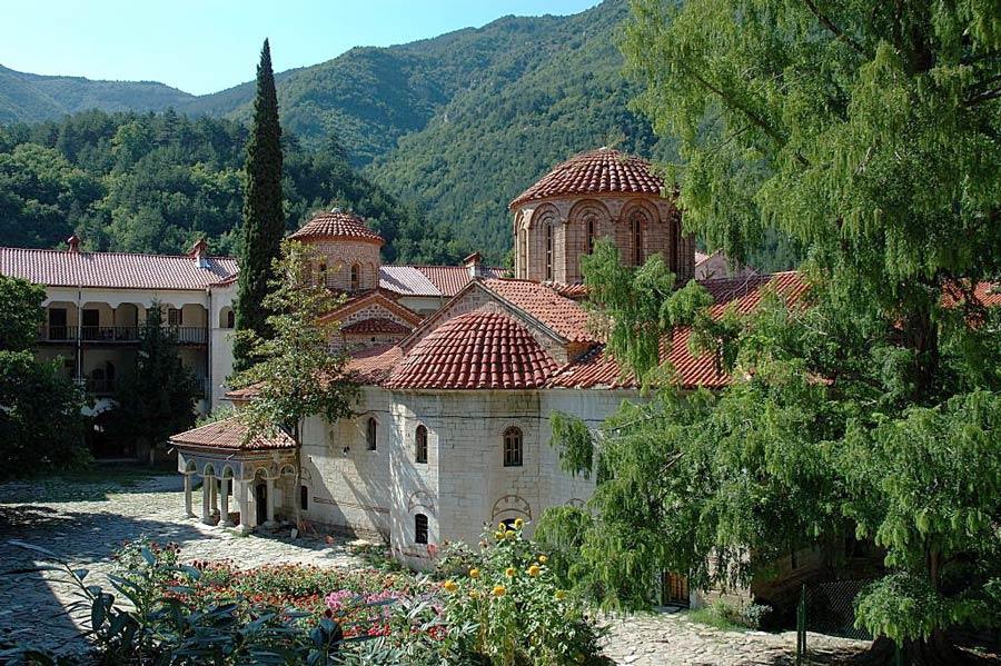 Главные достопримечательности Болгарии