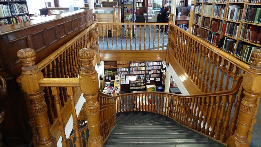 Библиотека Линен Холл