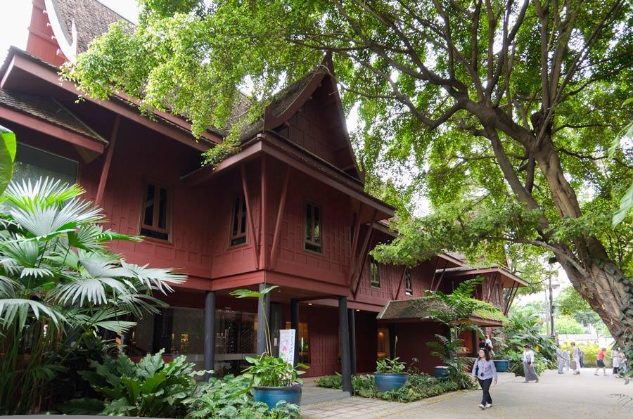 Дом-музей Джима Томпсона