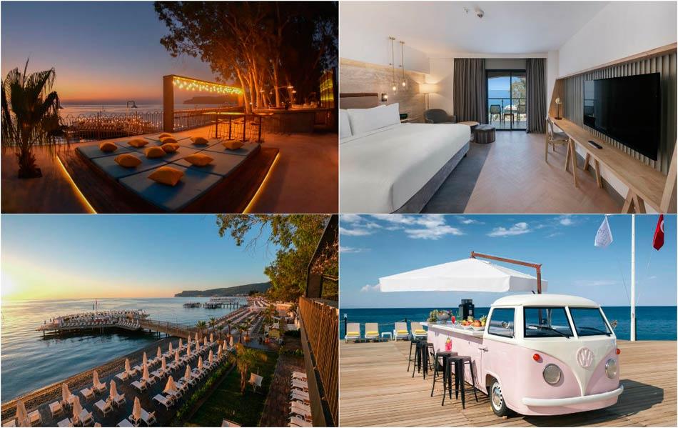 DoubleTree By Hilton Antalya-Kemer 5 звезд