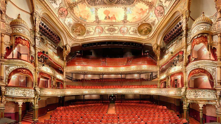 Зал оперы