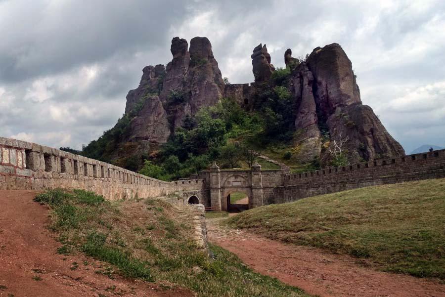 Крепость и скалы в Белоградчике