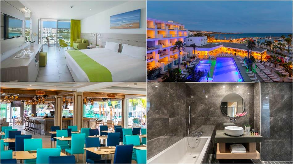 Limanaki Beach Hotel 4*