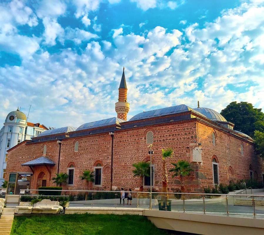 Мечеть Джумая в Пловдиве