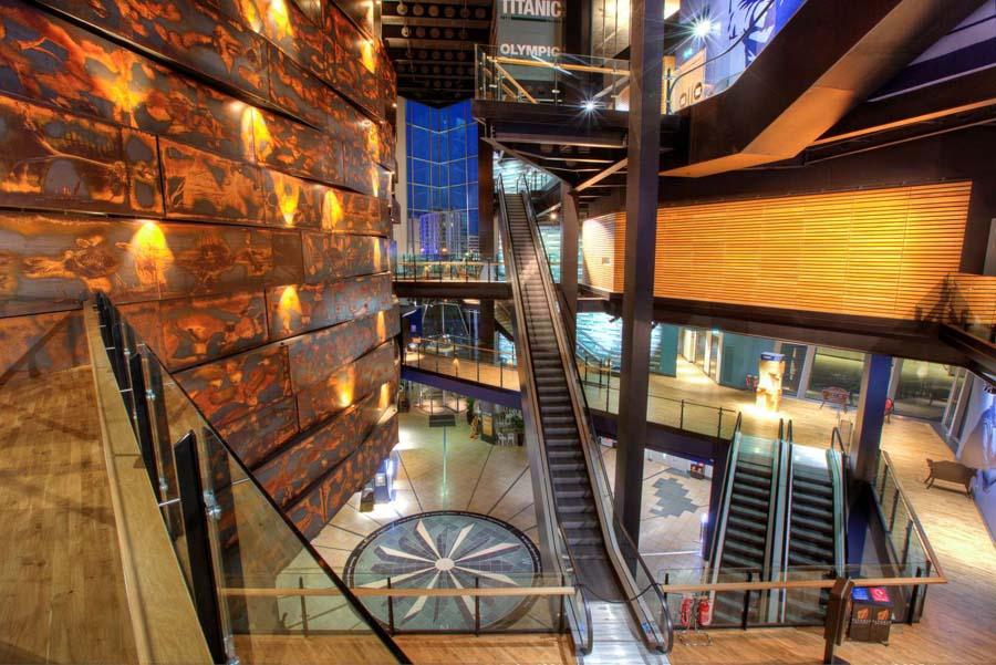 Внутри Титаника