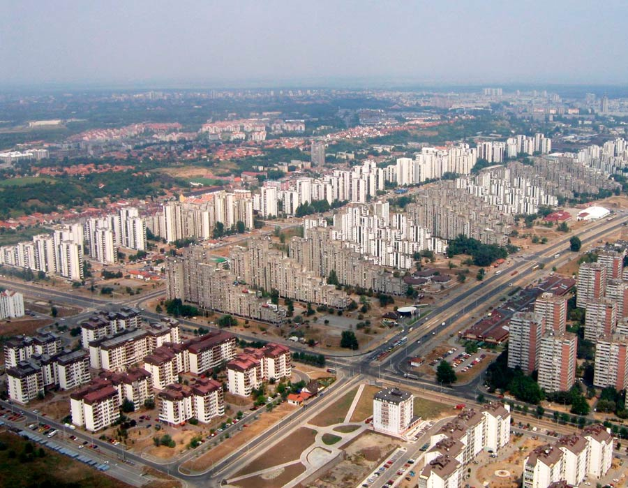 Нови град