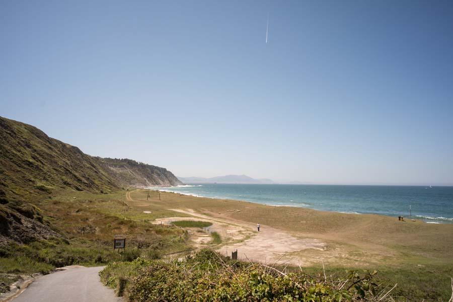 Playa de Azkorri