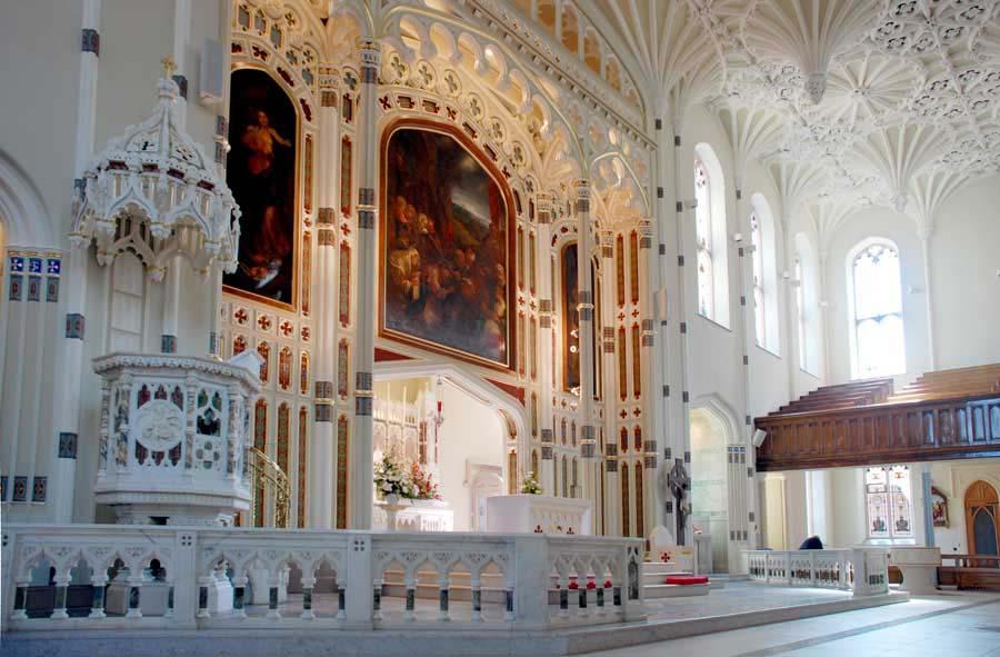 Приходская церковь Святого Малахия