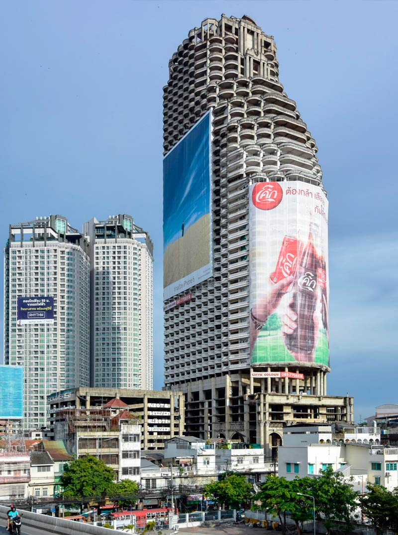 Недострой в Бангкоке