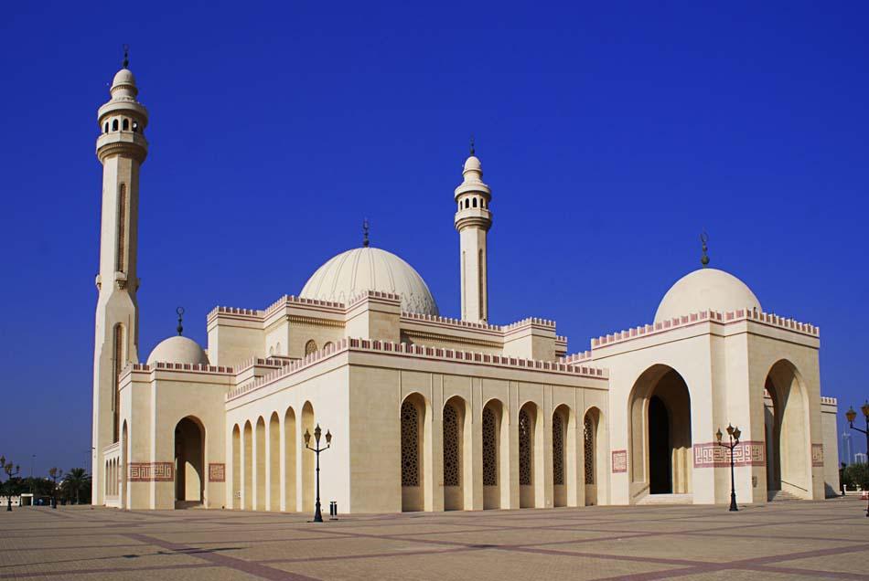 Великая мечеть Аль-Фатиха
