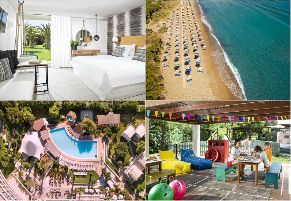 Agapi Beach Resort Premium All