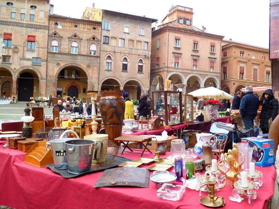 Антикварный рынок