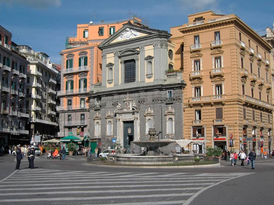 Парк Piazza Trento Trieste