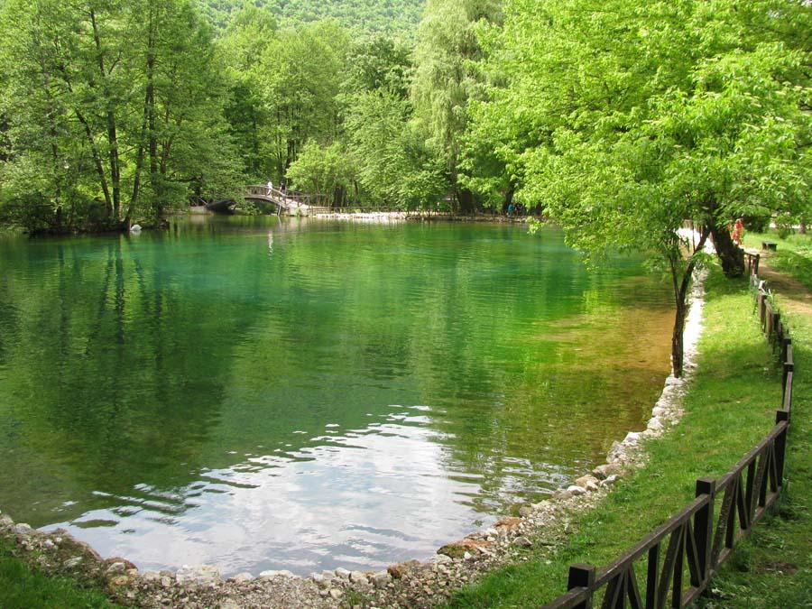 Парк Врело-Босне