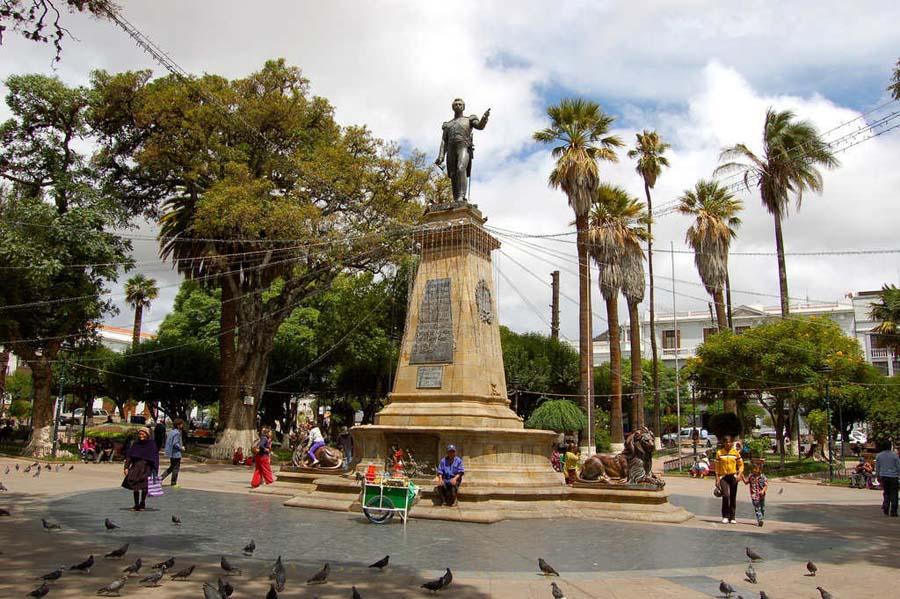 Площадь 25 мая