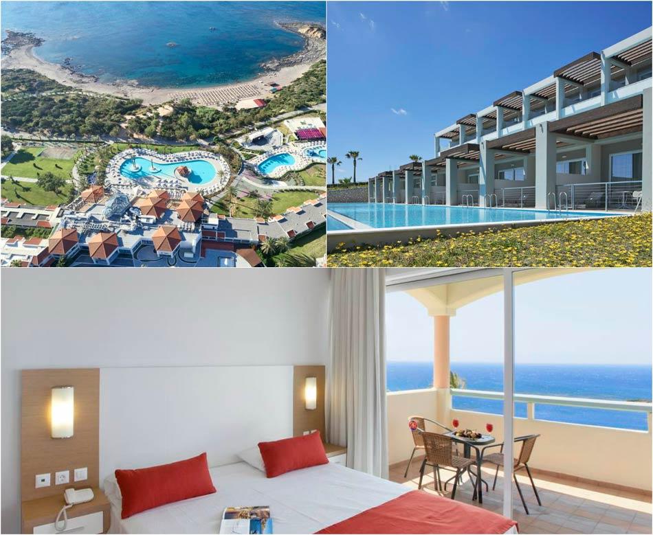 Лучшие отели на острове Родос для отдыха с детьми и вдвоем