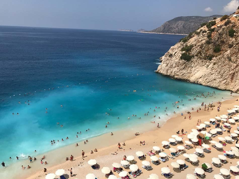 Летний отдых в Турции
