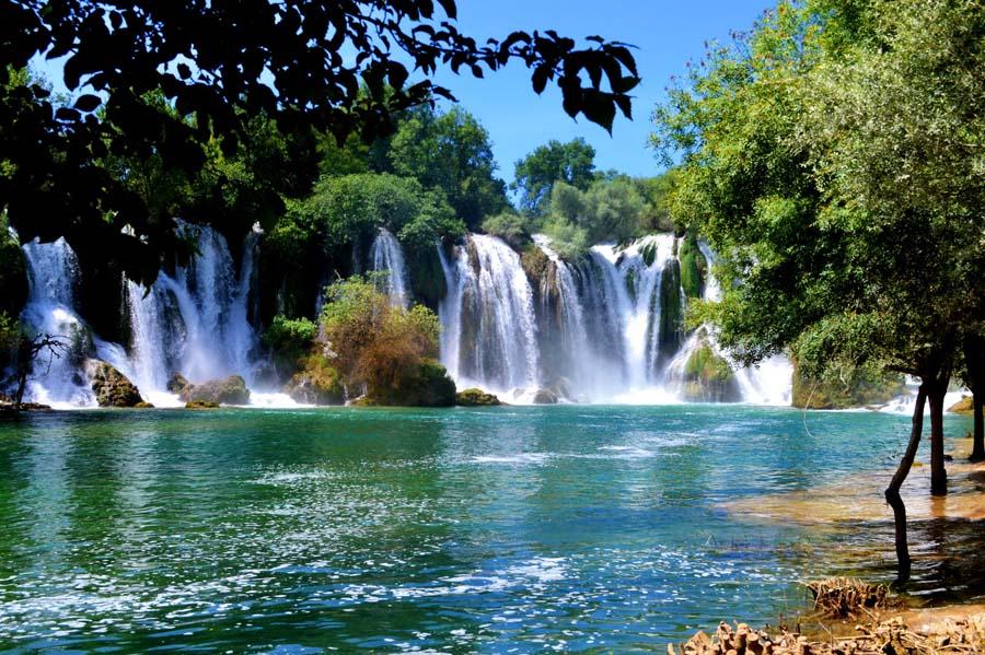 Водопад Кравице (Мостар)