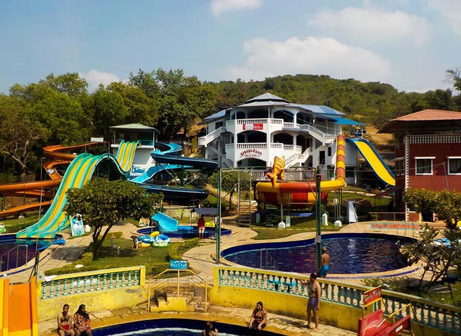Аквапарк Splashdown Goa