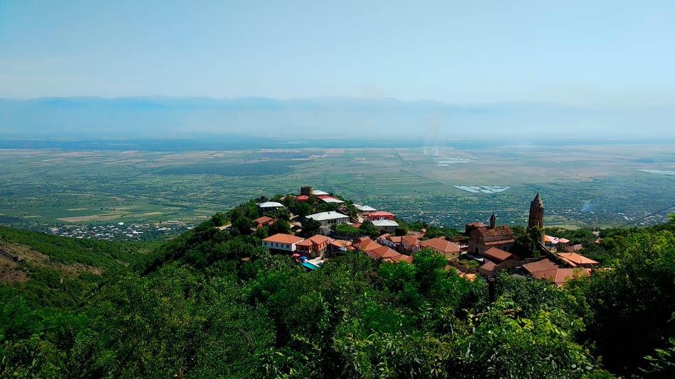 Алазанская долина (Кахетия)