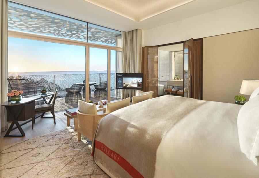 Фото номера гостиницы Bulgari Resort & Residences Dubai