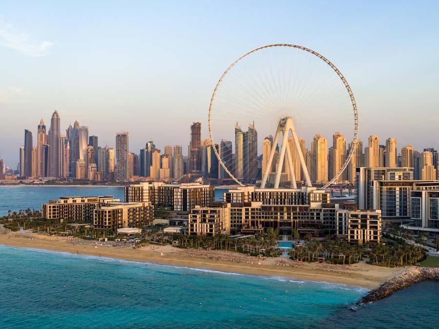 Новые отели Дубая 2020