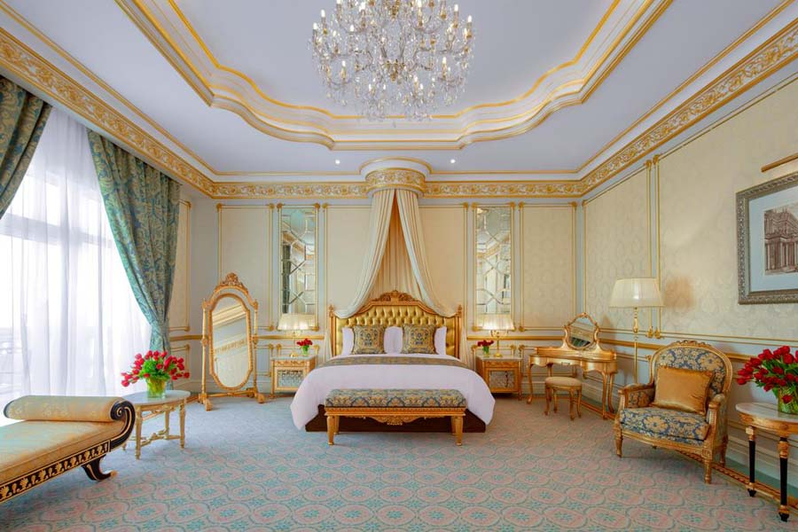Фото номера Emerald Palace Kempinski