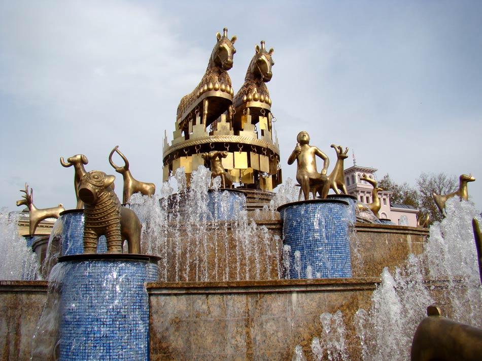 Колхидский фонтан (Кутаиси)