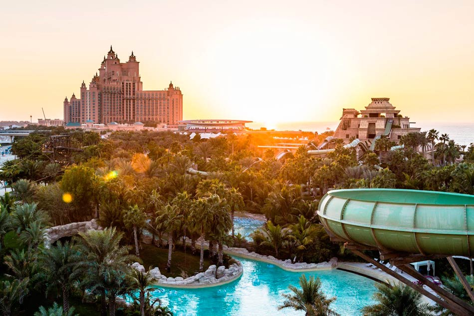 Курорт «Atlantis The Palm»