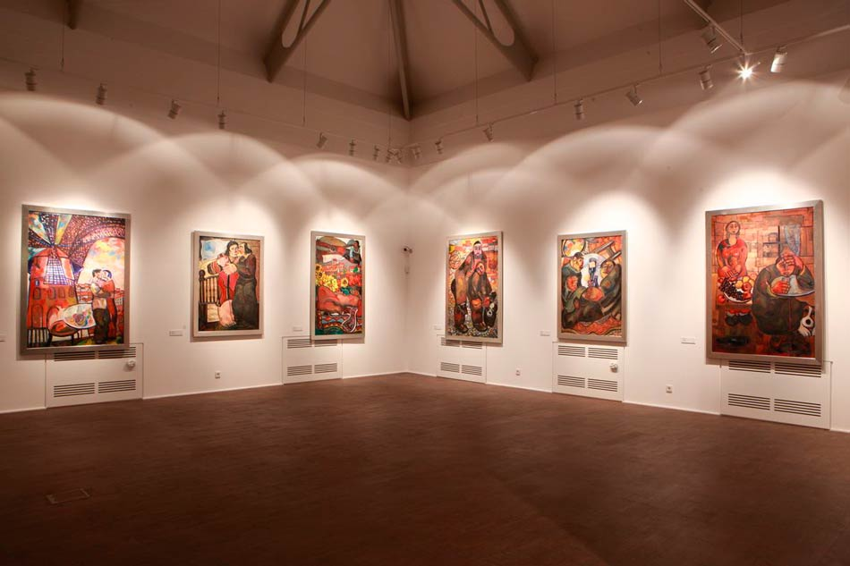 Фото музея Церители