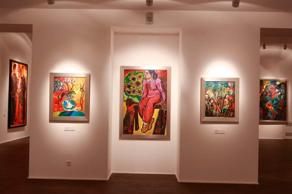Музей современного искусства Зураба Церетели (Тбилиси)