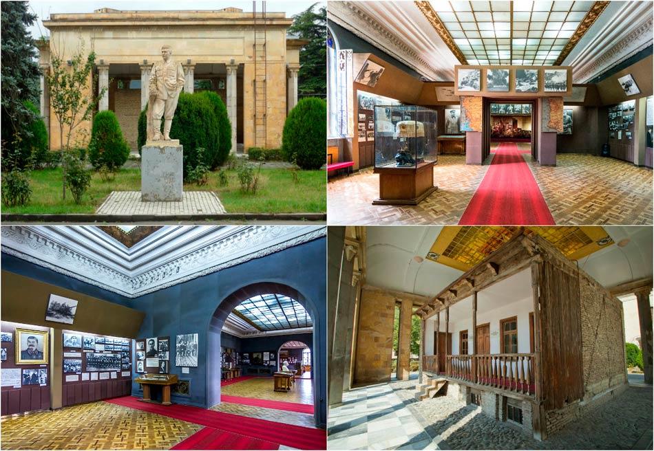 Музей Сталина (Гори)