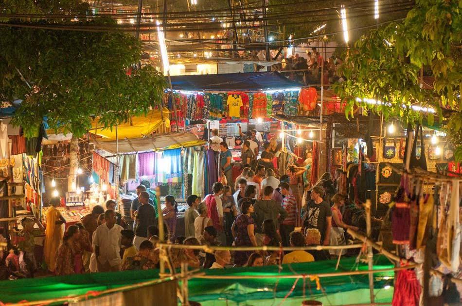 Ночной рынок (Арпора)