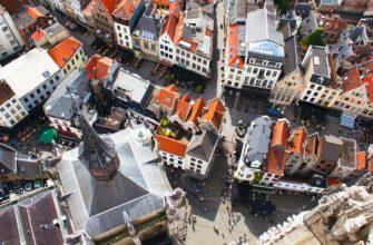 Фото города Антверпен