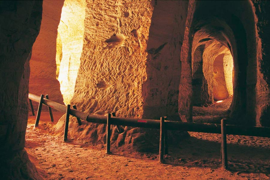 Пещеры Пиуза