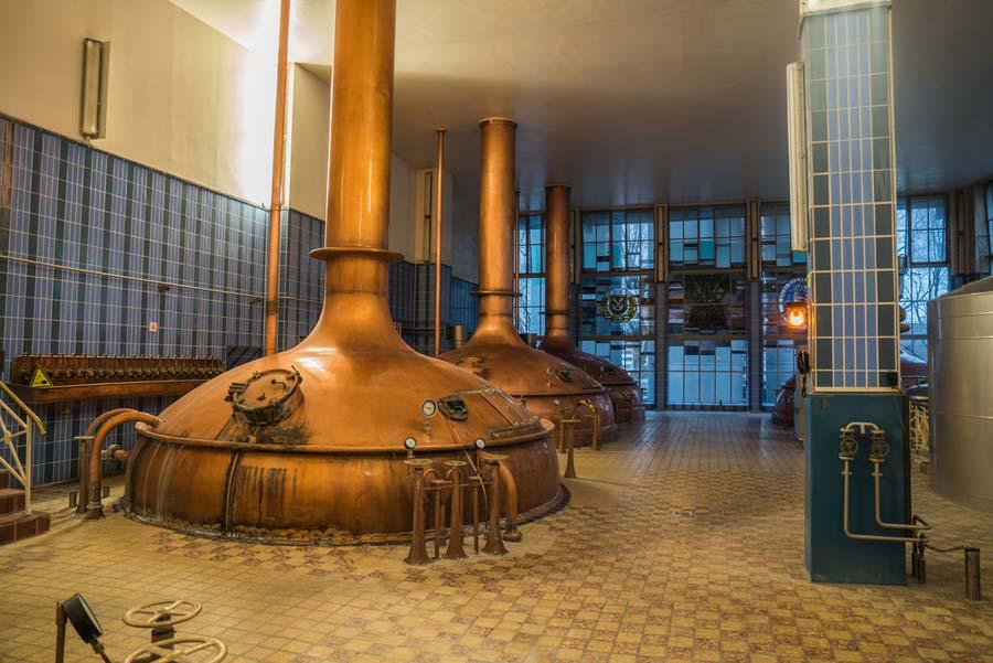 Пивоварня Бэкс
