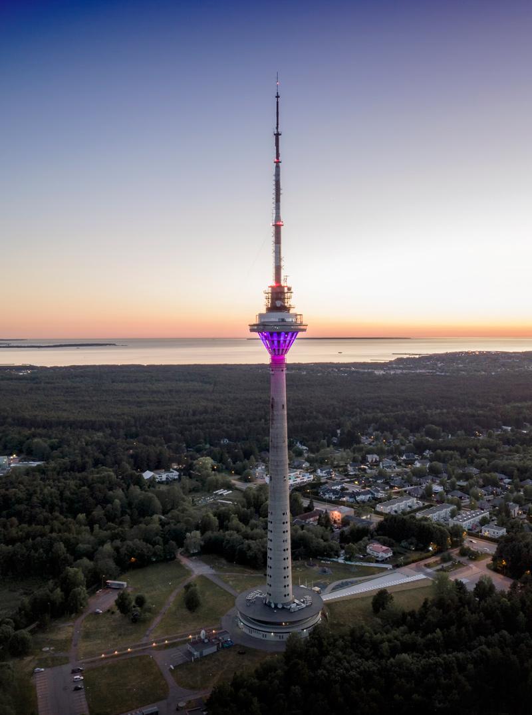 Таллинская телебашня