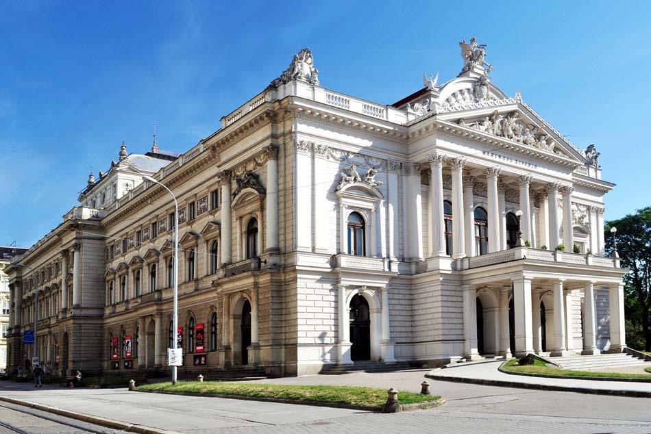 Театр Магена в г. Брно