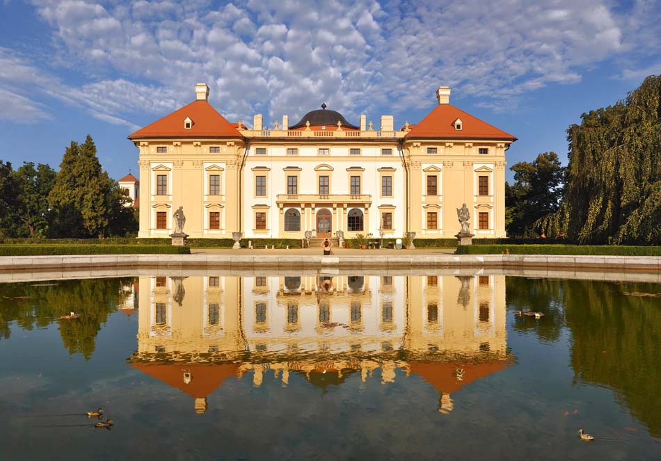 Замок Славков-Аустерлиц