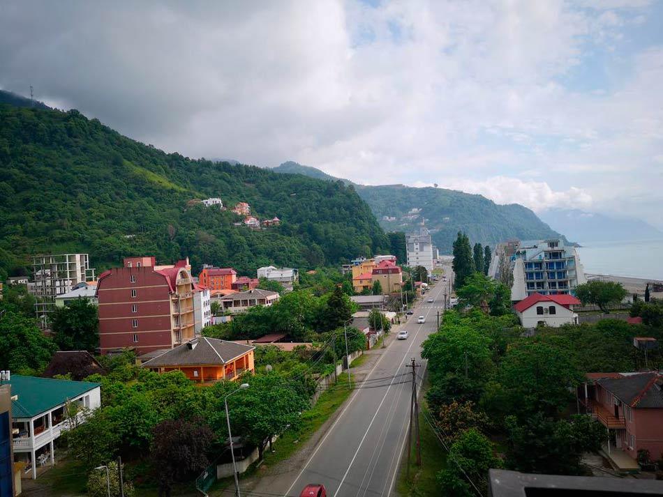 Частное жилье в окрестностях Гонио