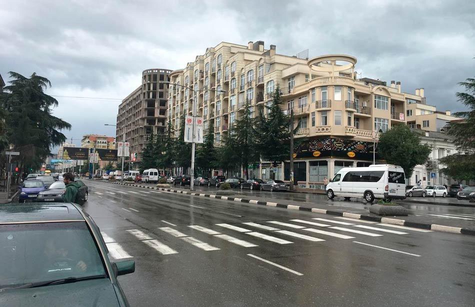 Территория Чавчавадзе