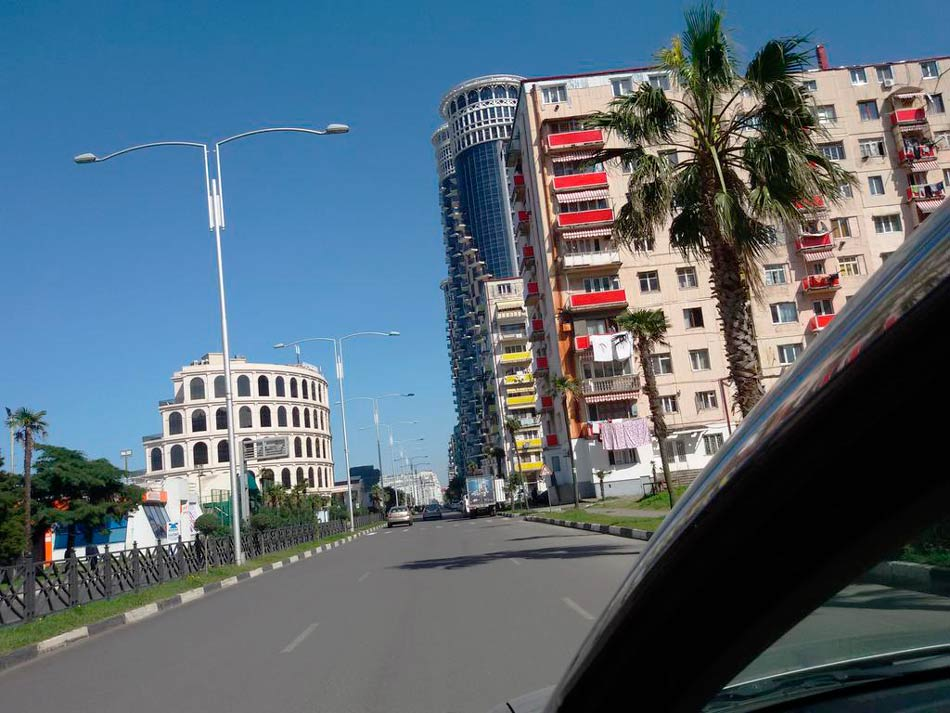 Улица Химшиашвили