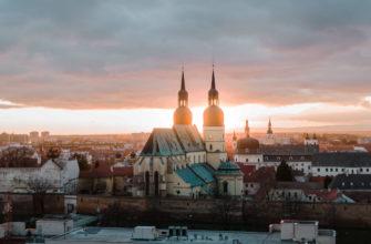 Фото города Братислава