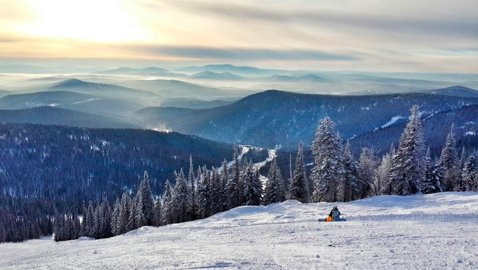 Зимний отдых в Шерегеше