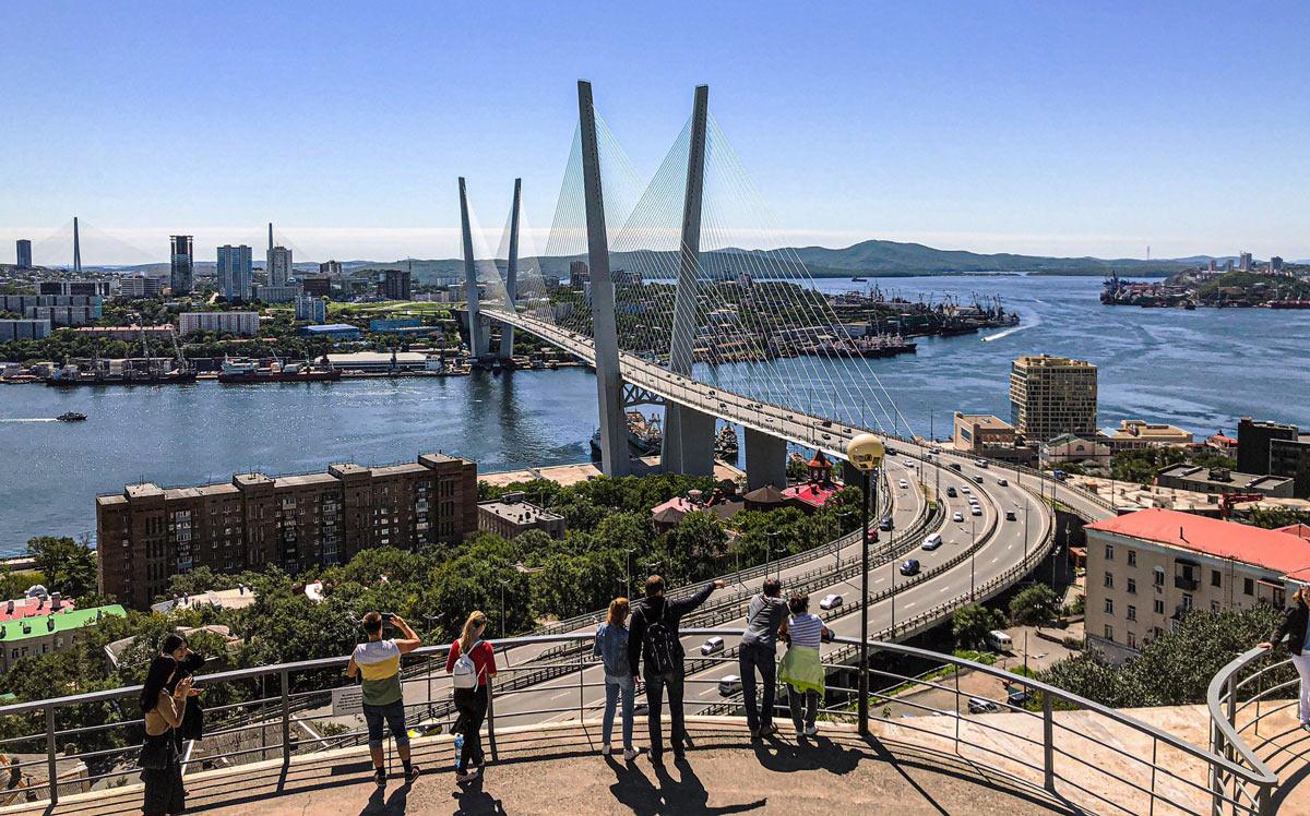 Фото города Владивосток
