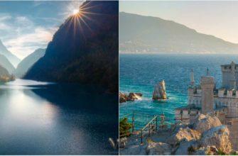 Абхазия или Крым - что лучше